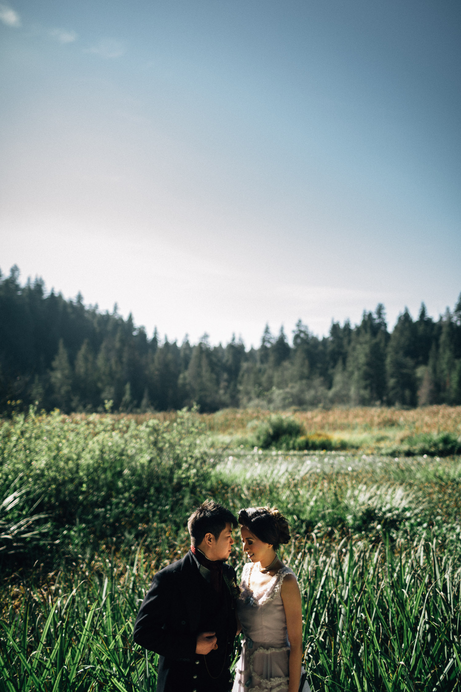 vancouver wedding photographers beaver lake stanley park