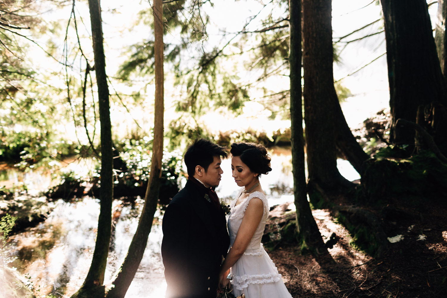 steampunk vintage wedding photographer vancouver noyo creative