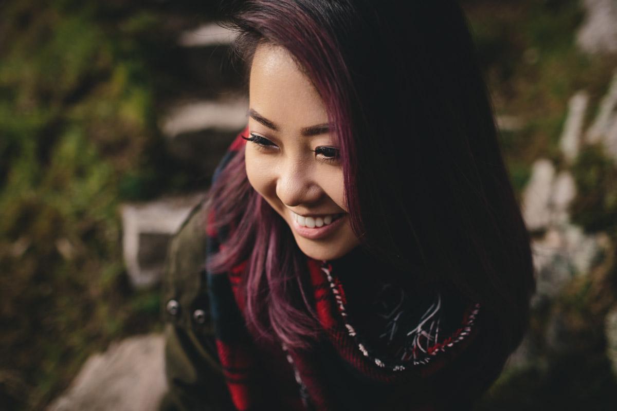 Tien Nguyen portrait vancouver photographer whytecliff park