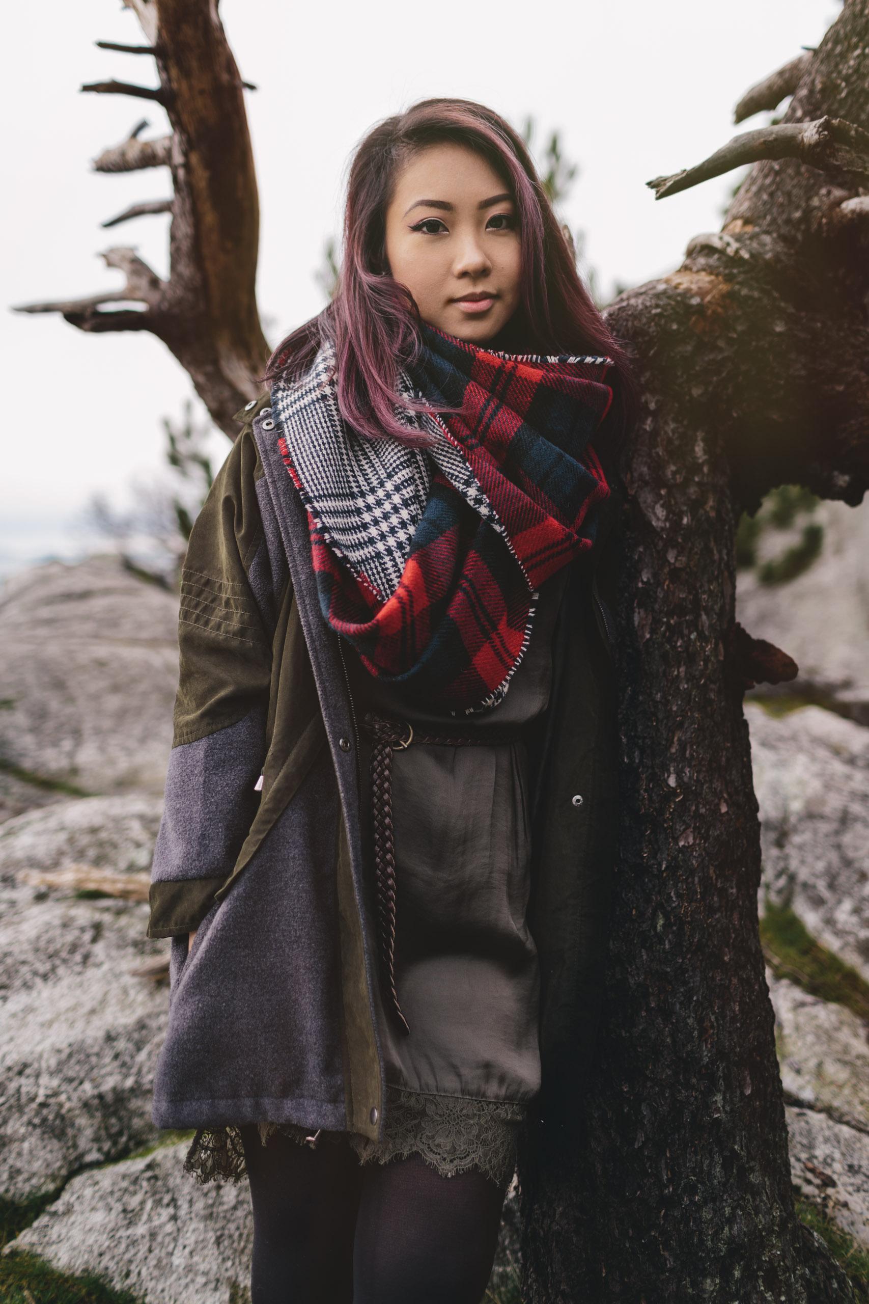 vancouver portrait photography of Tien Nguyen