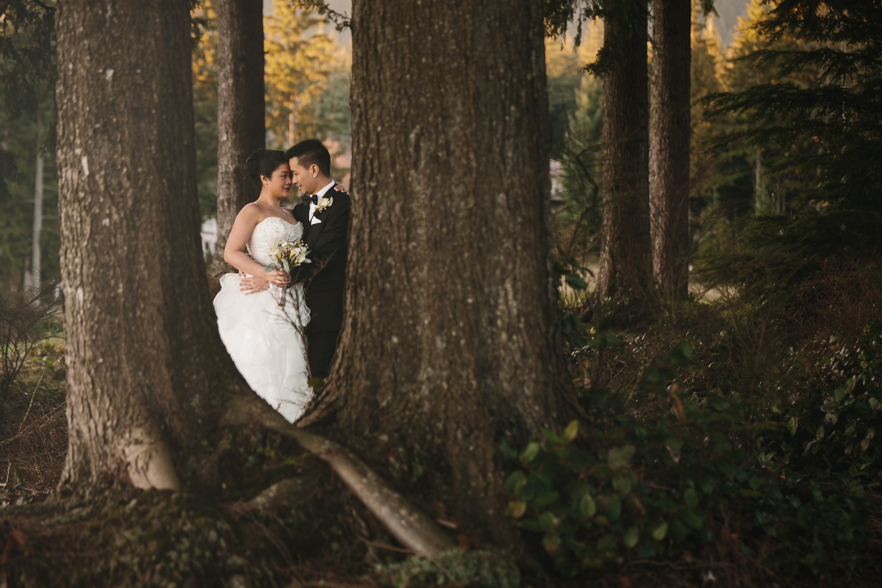westwood plateau in coquitlam wedding photography