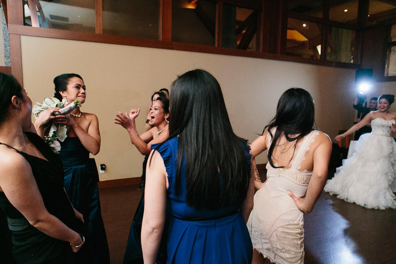 bridal flower toss