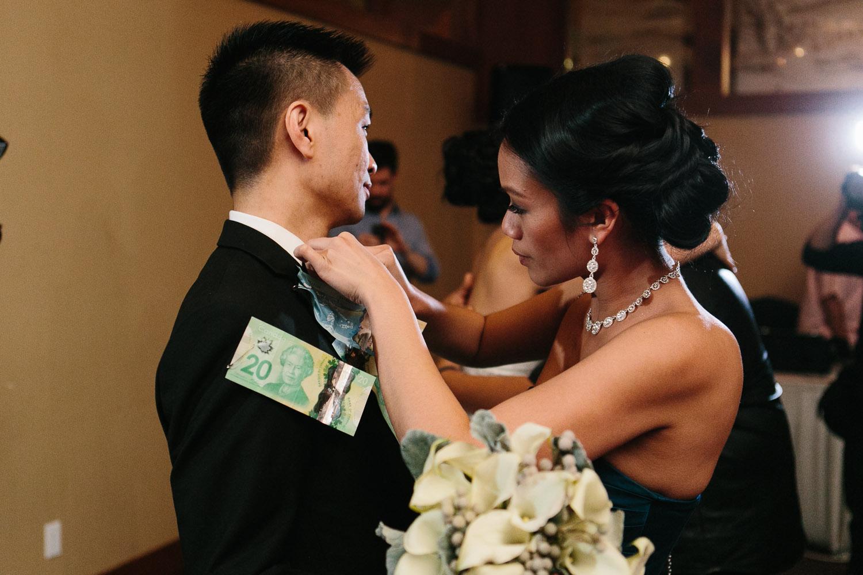 flipino money wedding dance