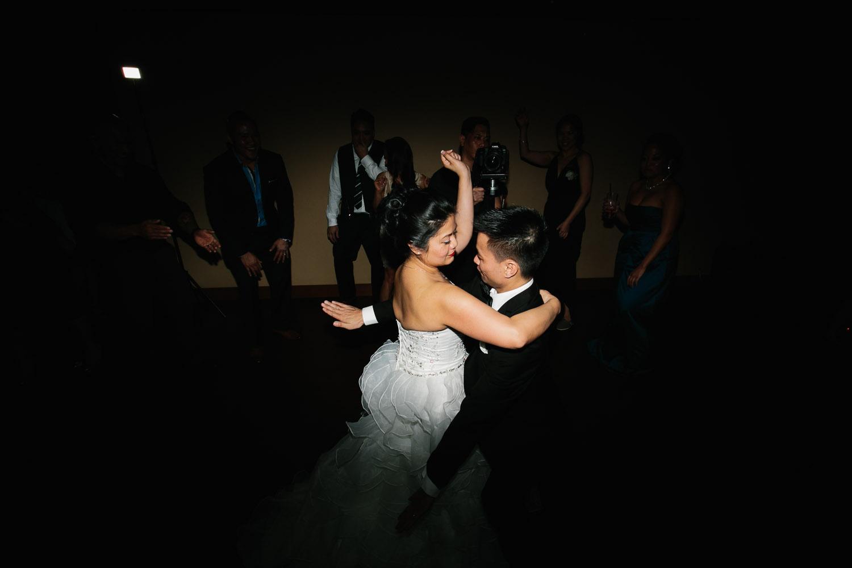 westwood plateau wedding photographer reception