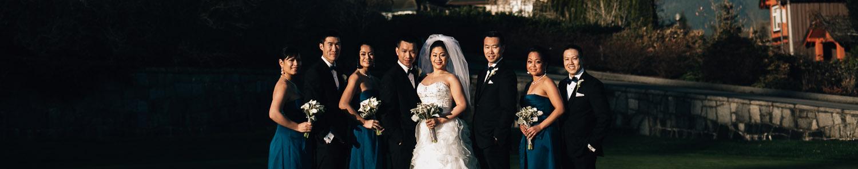 westwood plateau wedding photography portrait