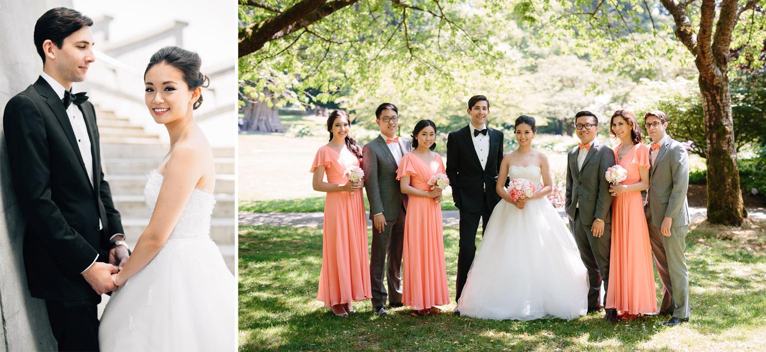 stanley park wedding photography vancouver portrait