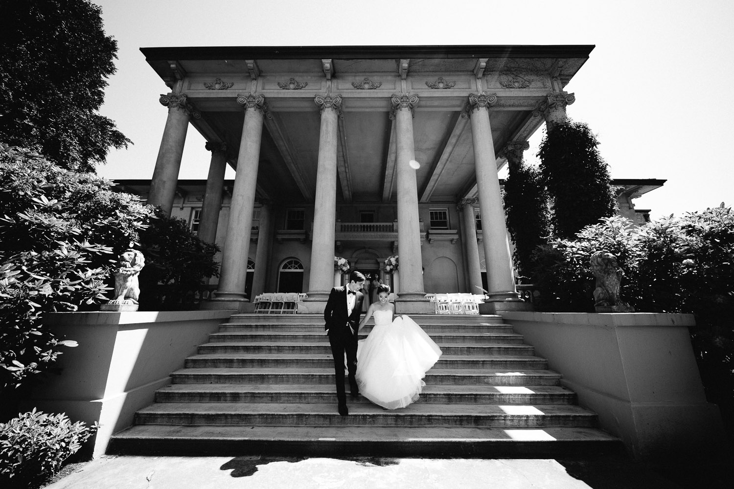 vancouver hycroft wedding photography candid