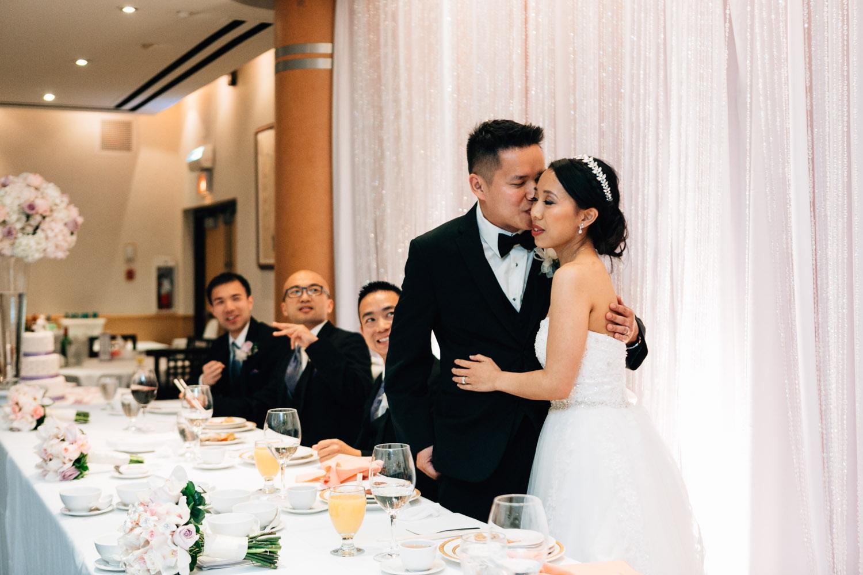 richmond wedding photography reception