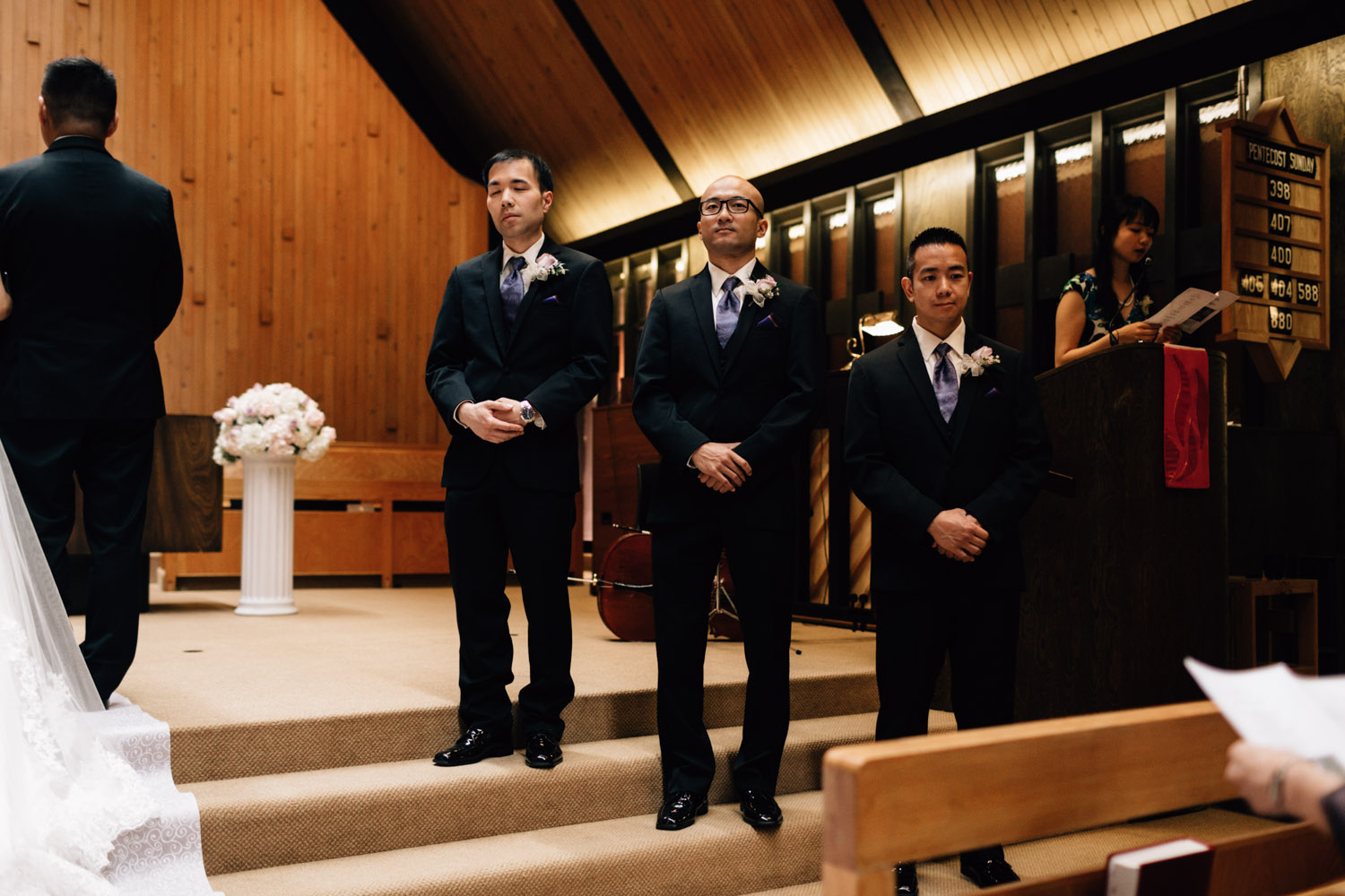 redeemer lutheran church vancouver wedding photography