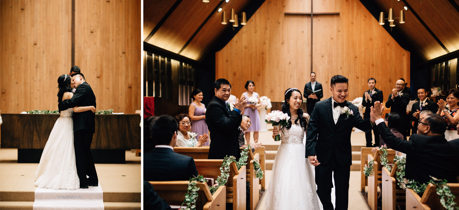 redeemer lutheran church vancouver wedding ceremony