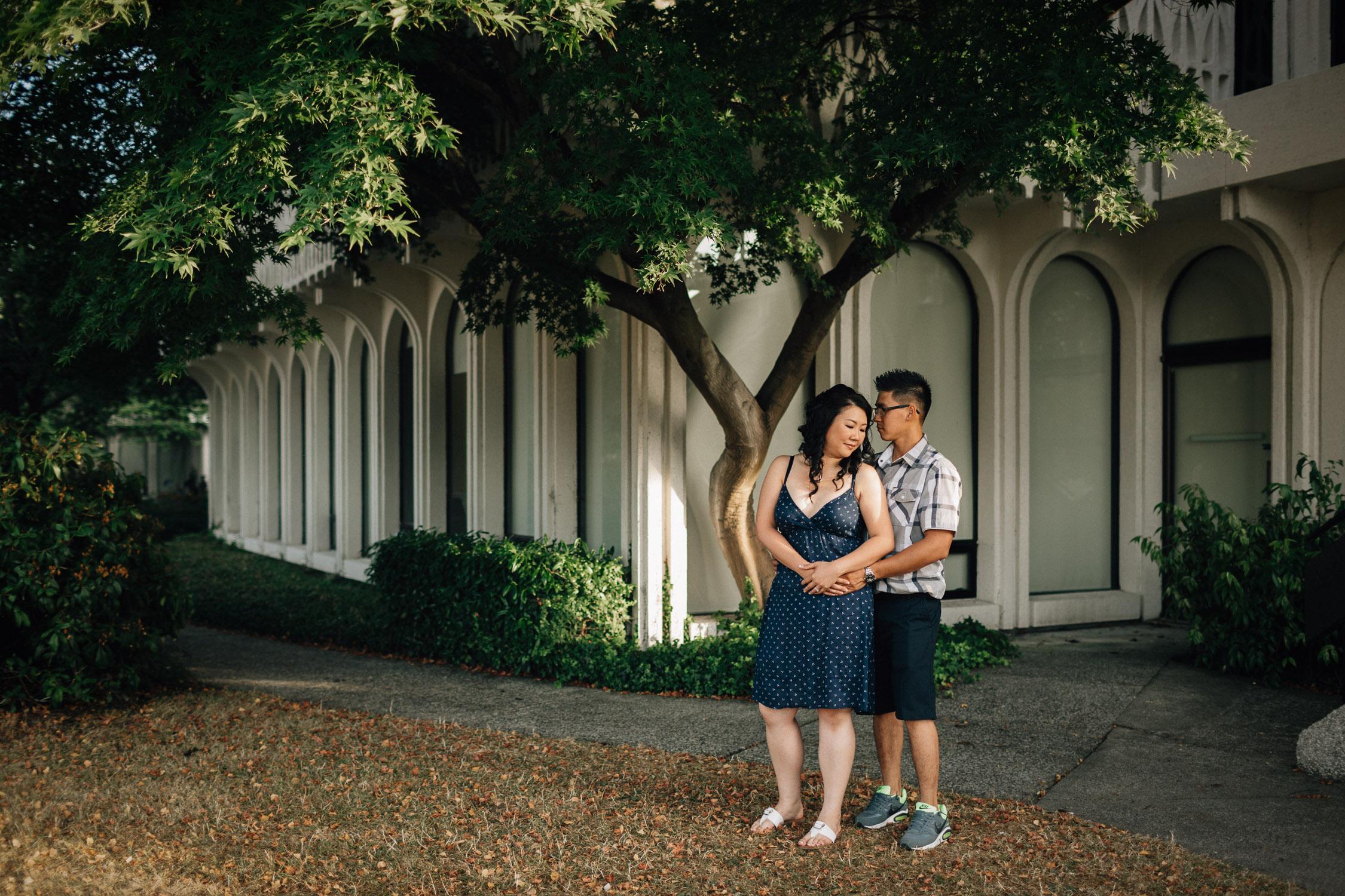 karla jang & vinh le vancouver engagement photography