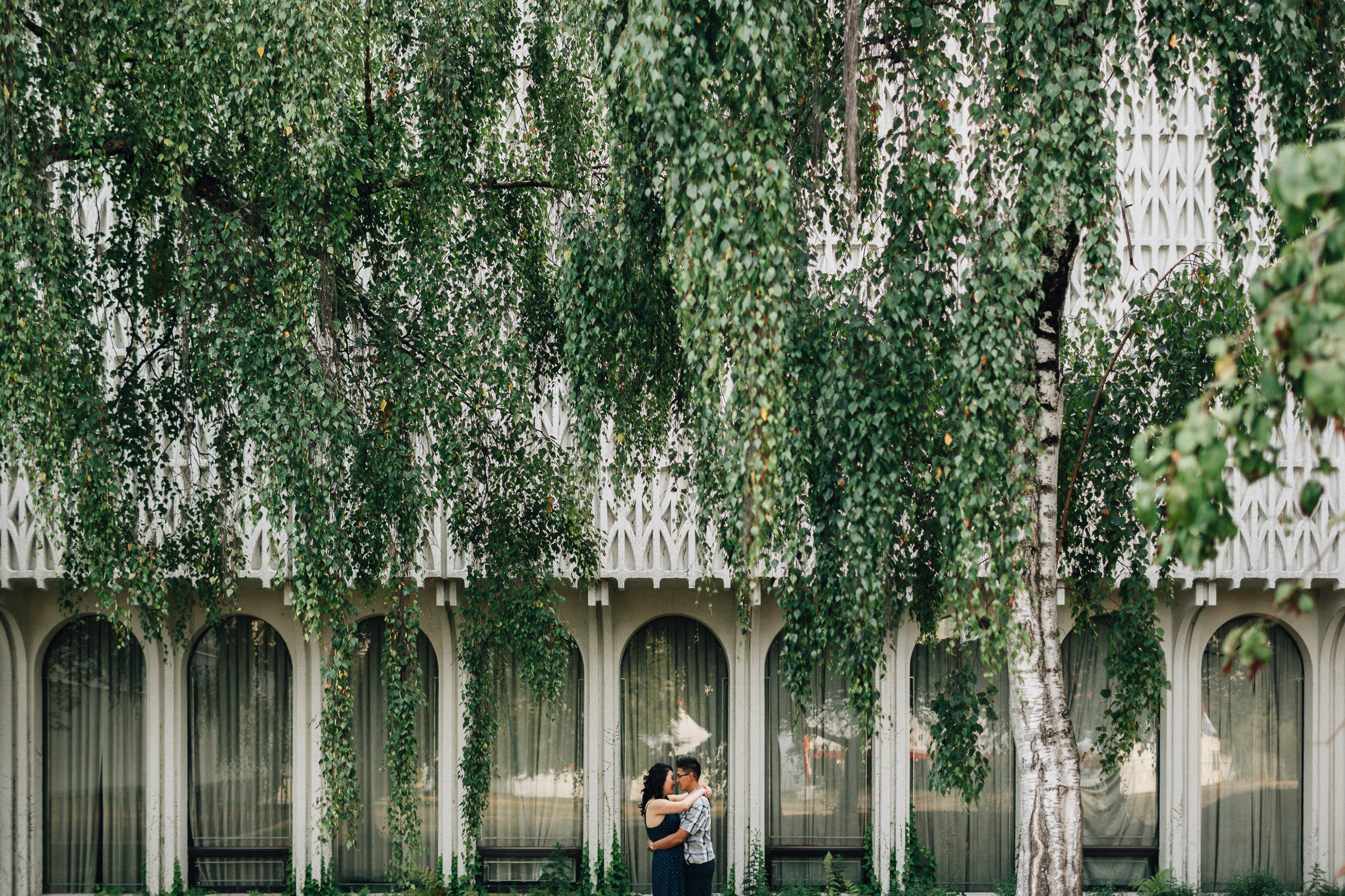 museum of vancouver engagement photography architecture