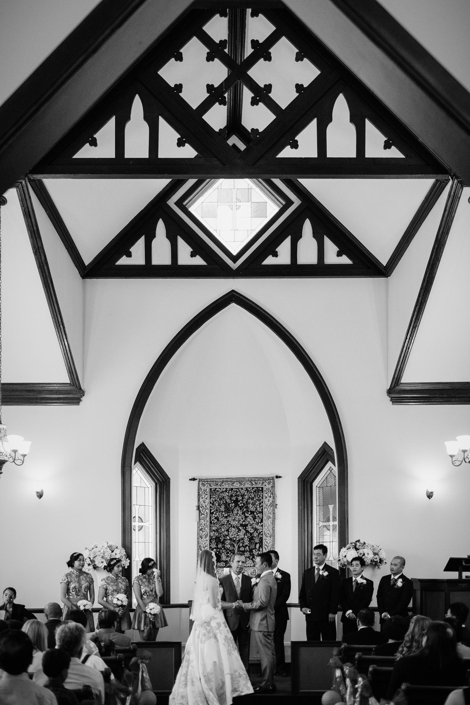 minoru chapel richmond wedding photography