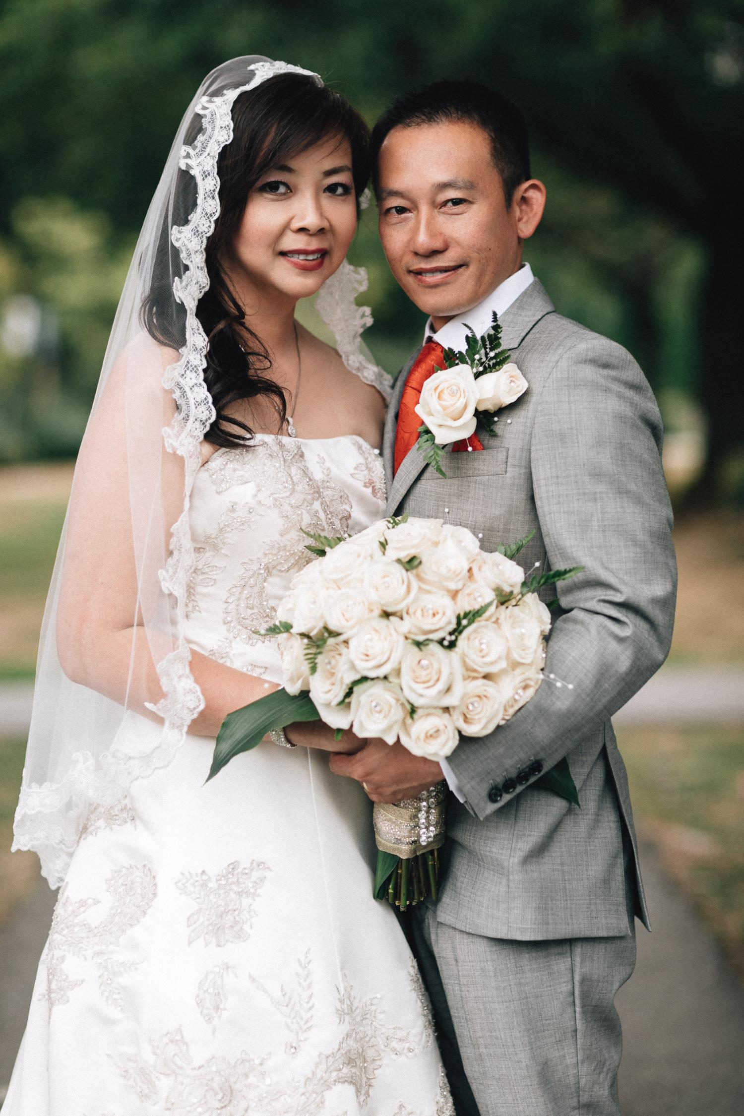 asian richmond wedding photography at minoru park chapel