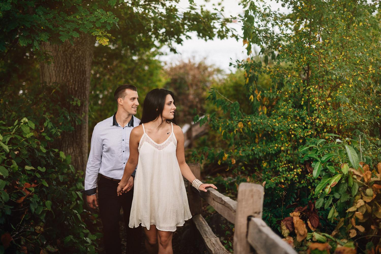 vancouver engagement photographer caulfield park