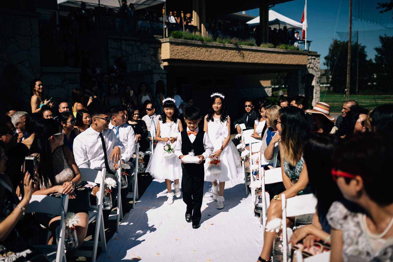quilchena golf course richmond wedding photographer