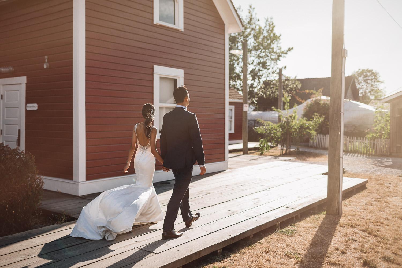 britannia heritage shipyard richmond wedding photographer