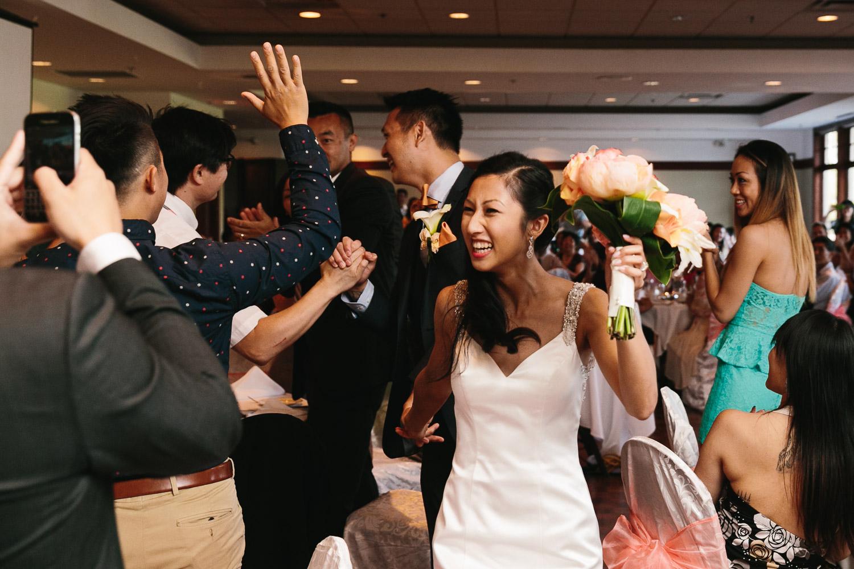 quilchena richmond wedding photography reception reception bride