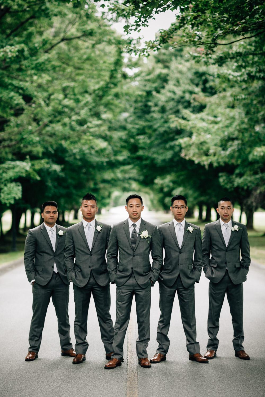 swaneset pitt meadows wedding photographer groom and groomsmen