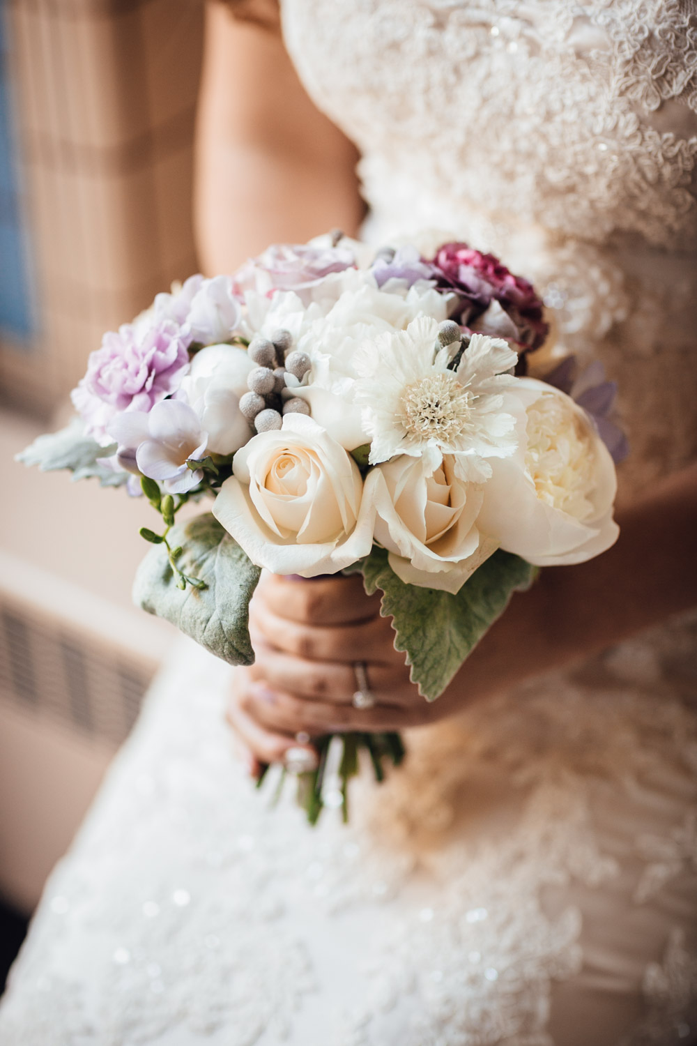 bride flowers in vancouver bc at hycroft wedding photography