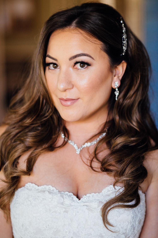 vancouver bride at hycroft wedding photography portrait vsco