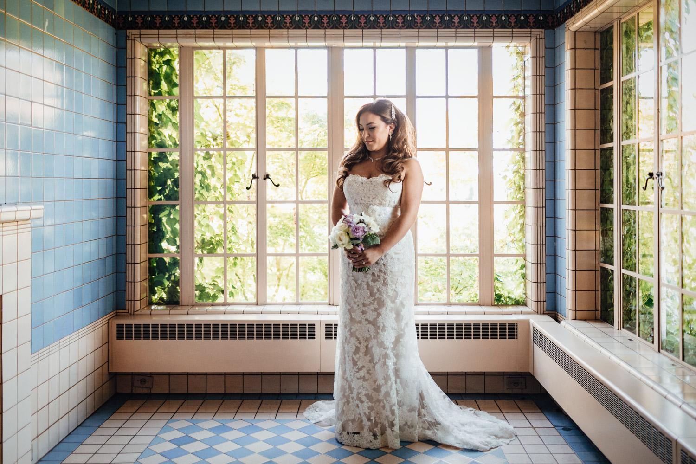 vancouver hycroft wedding photography bride