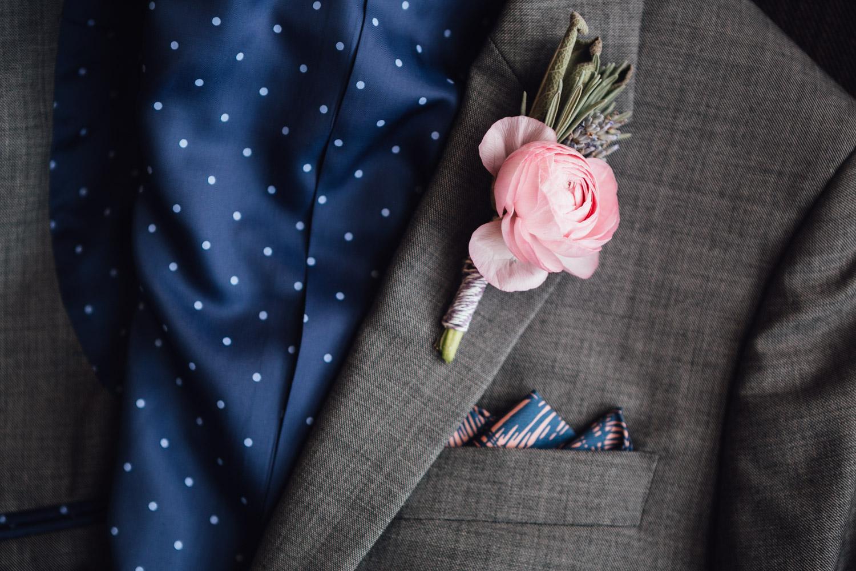 men's wedding blazer with pocket square and buttoniere river rock casino hotel