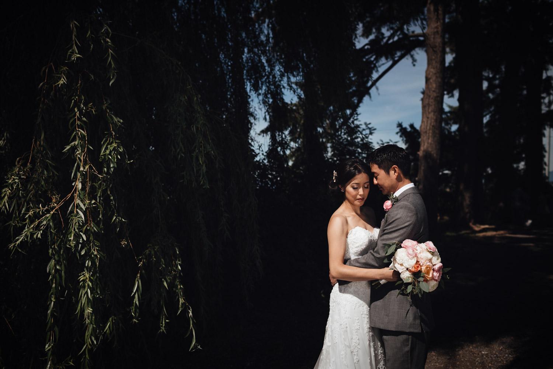 terra nova park richmond bc wedding photography
