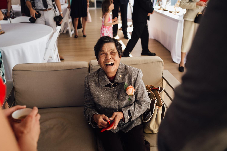 ubc boathouse wedding chinese tea cermeony photography