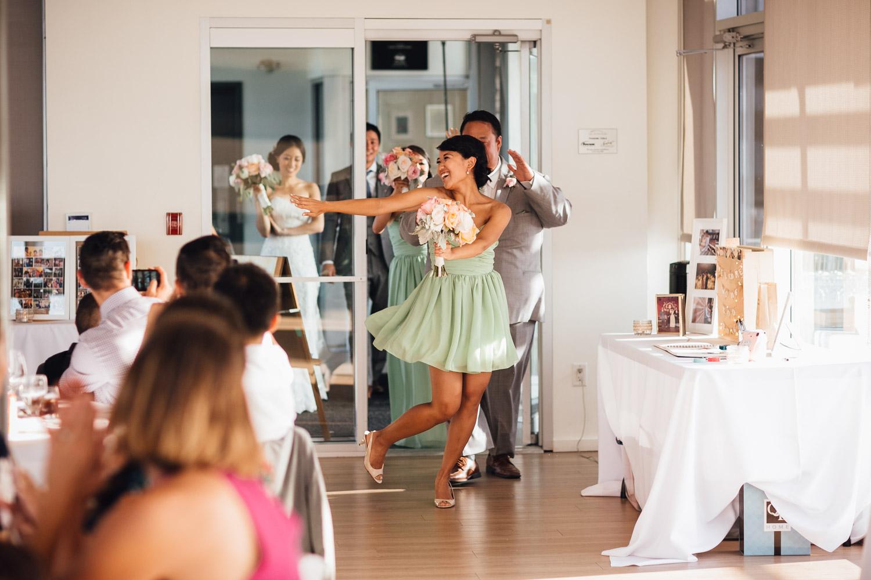 richmond wedding photography reception bc