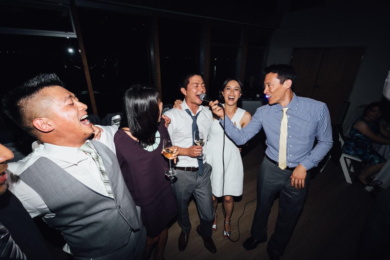 ubc boathouse wedding reception richmond bc photography