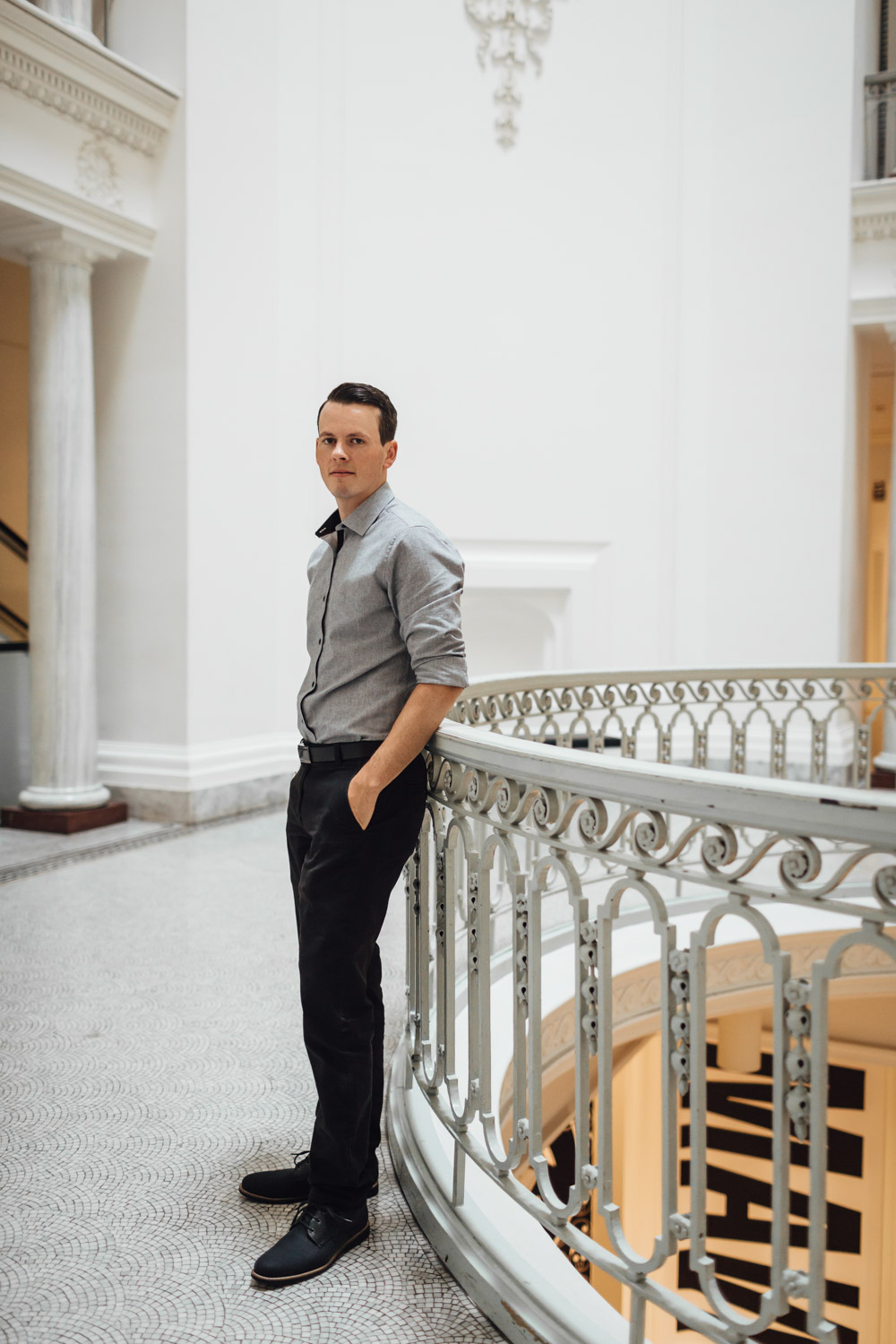 adam miller vancouver art gallery engagement photography