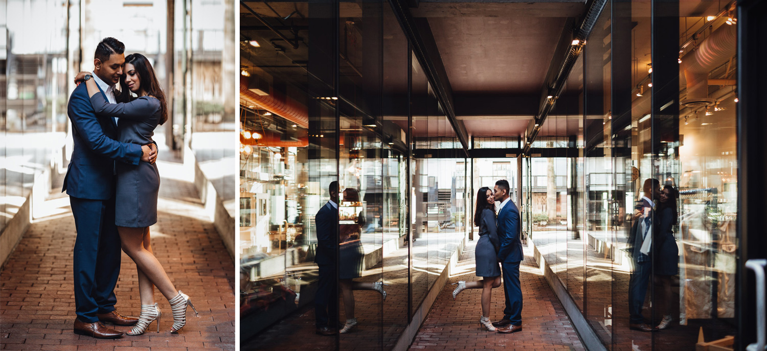 tasnia and jamin engagement photography vancouver bc