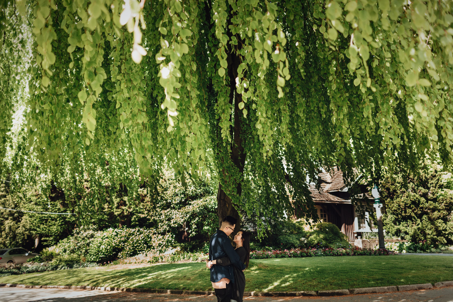 stanley park engagement photography vancouver bc