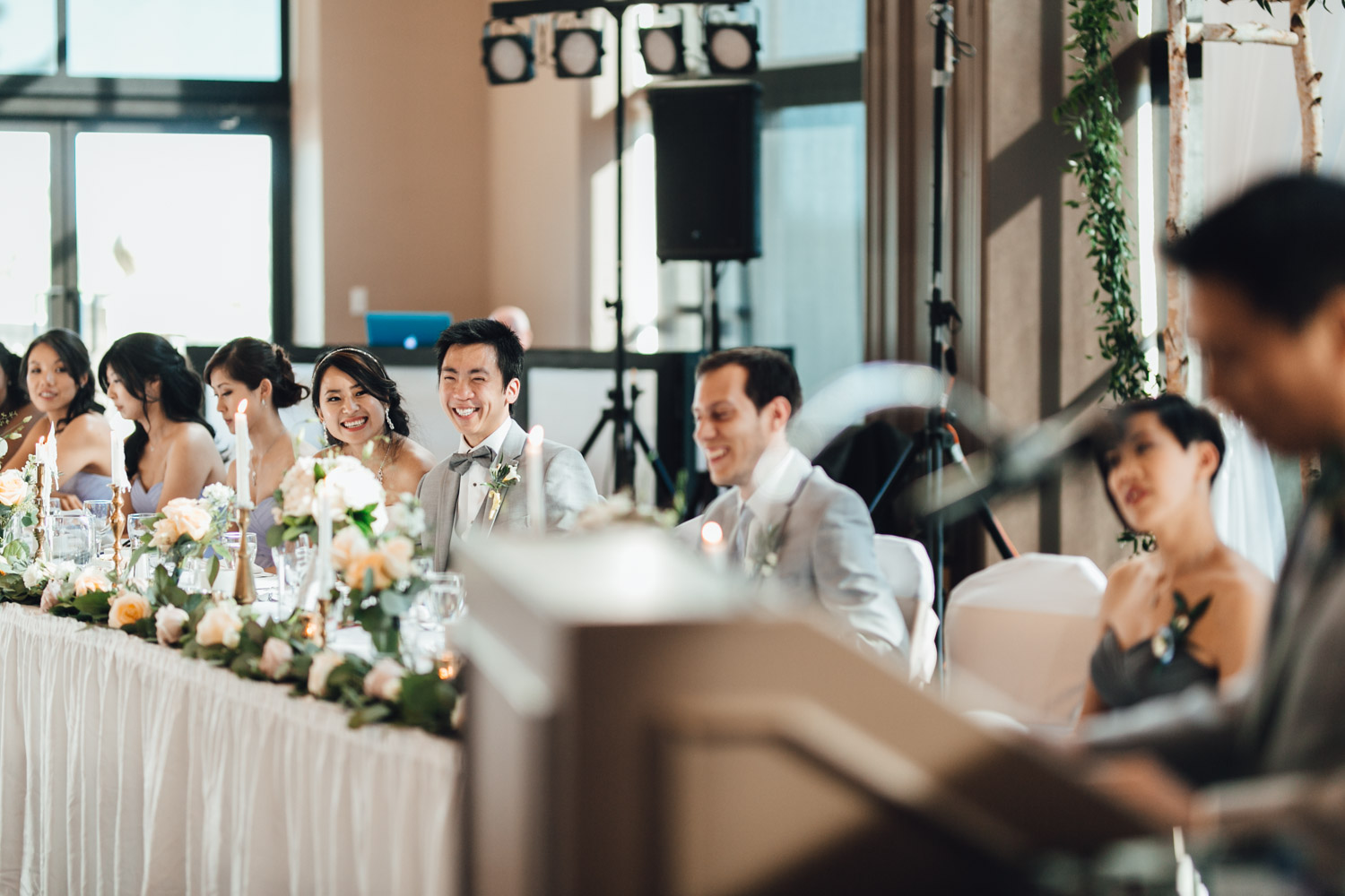 sawneset wedding reception photography in pitt meadows