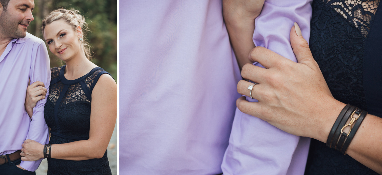 Campbell Valley Park engagement photography in Langley BC