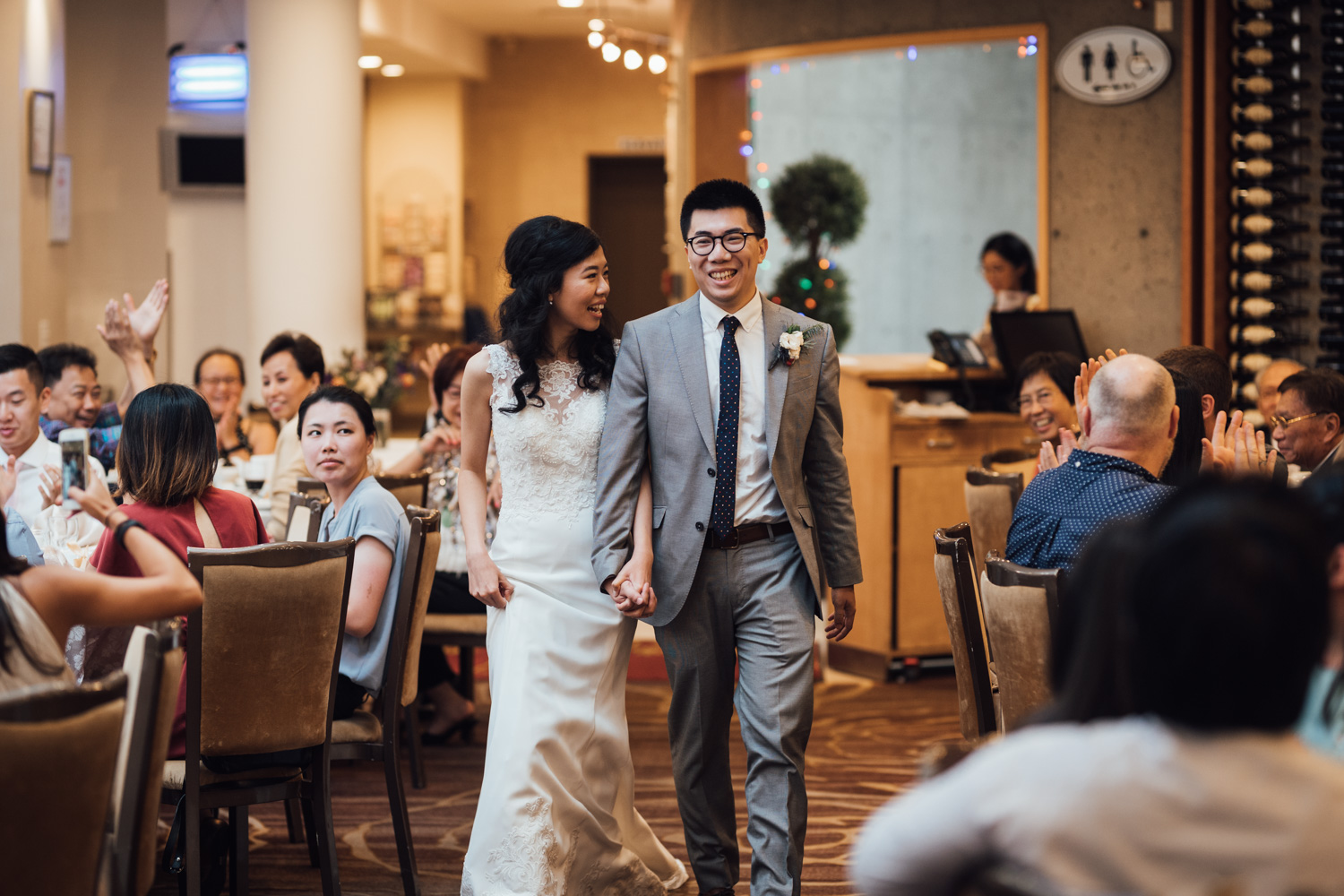 sun sui wah seafood restaurant wedding photography vancouver reception