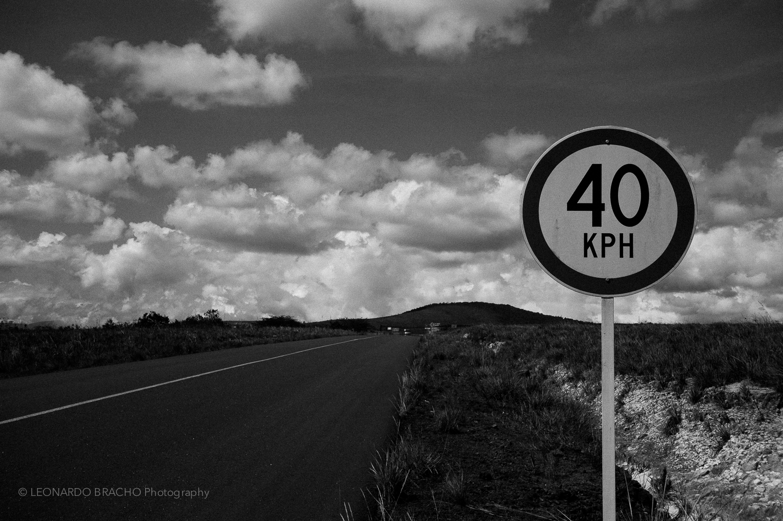 40 Kmh???? Really