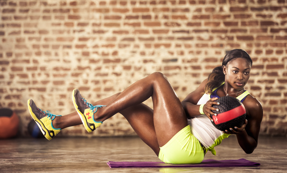 SLOANE STEPHENS FOR UNDER ARMOUR