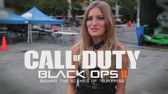 iJUSTINE FOR CALL OF DUTY DIRECTED BY GUY RICHIE