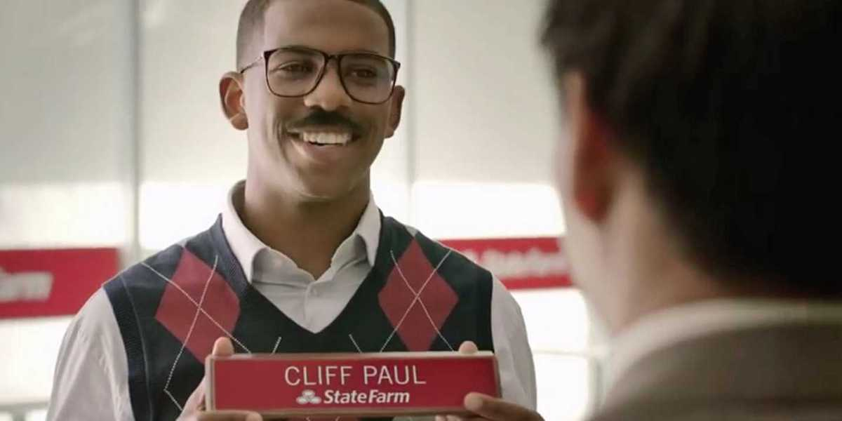"""""""CLIFF"""" PAUL FOR STATE FARM"""