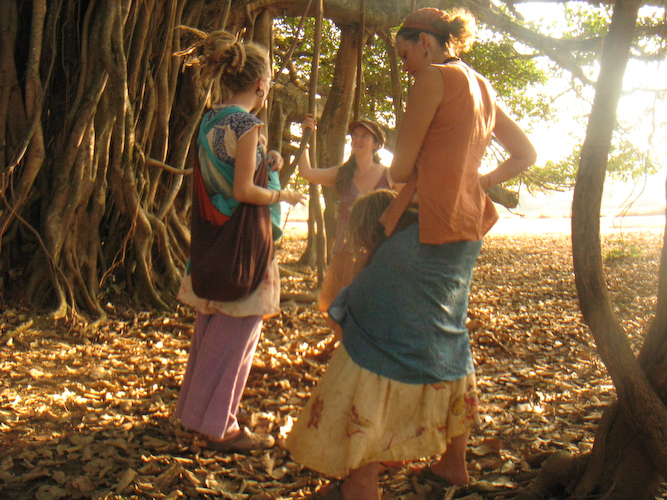 39 Rae and Renee at the banyan tree.jpg