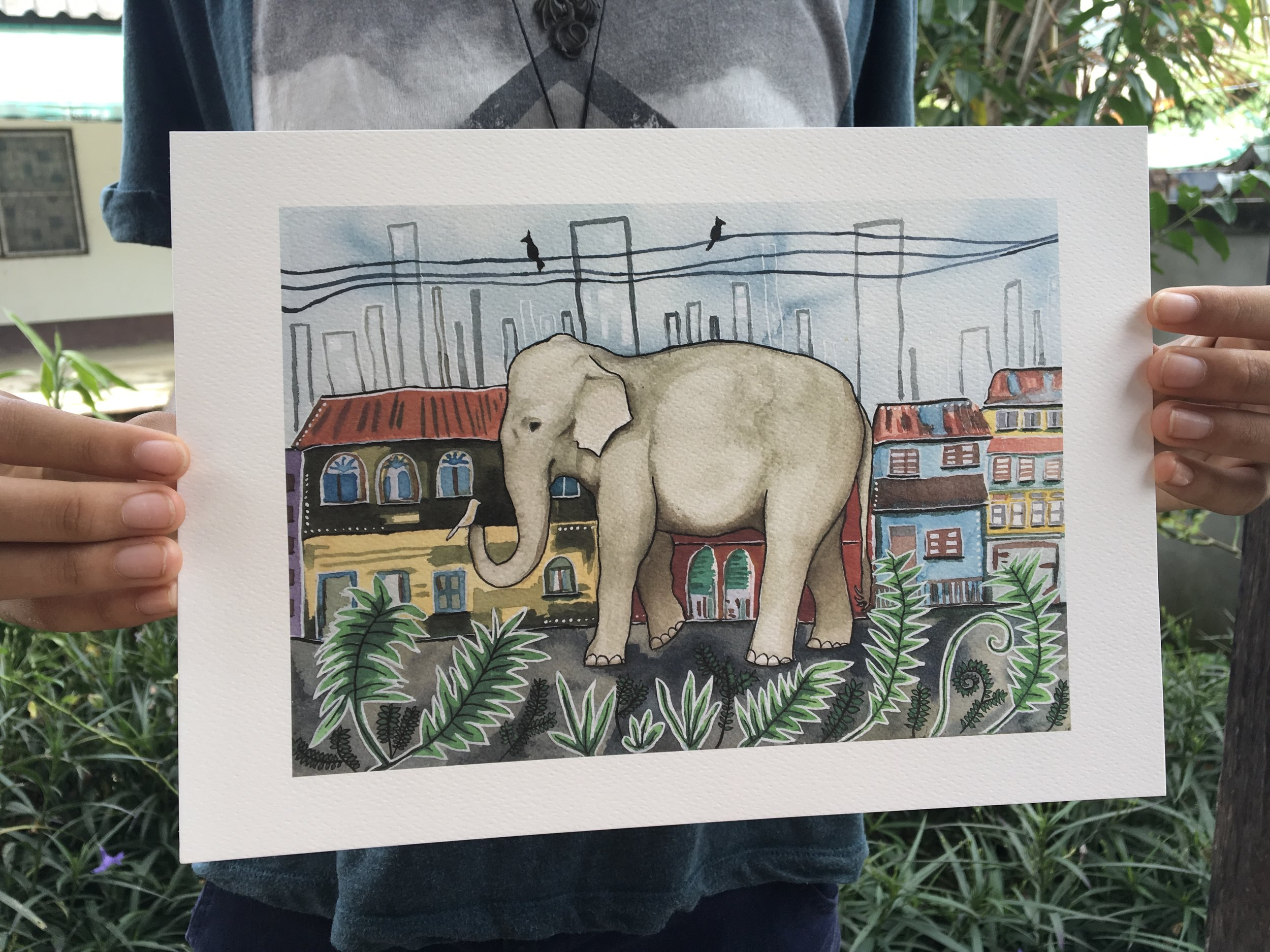 The Elephant Sees Change Print.jpg