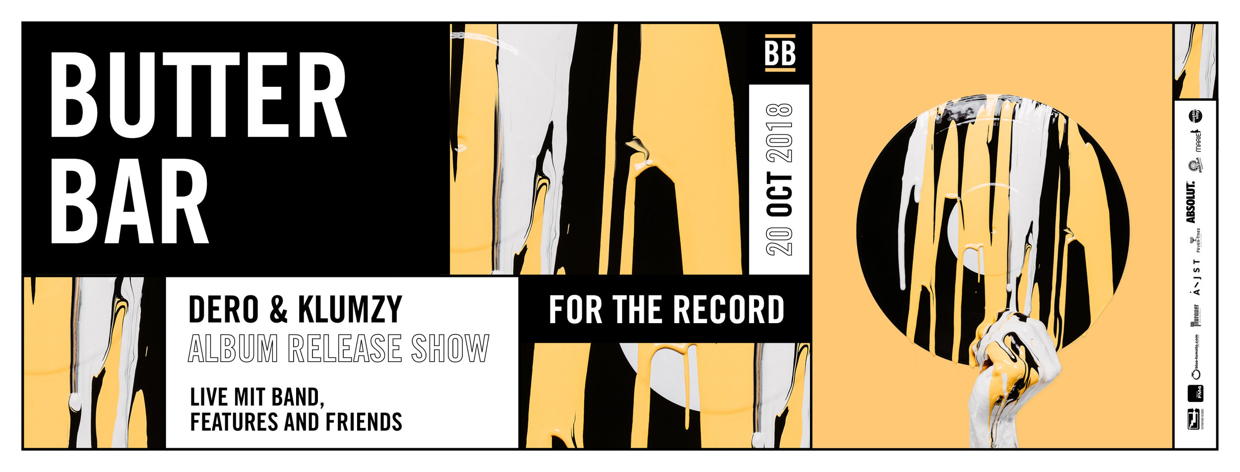 BUTTERBAR - FOR THE RECORD - Flyer_front