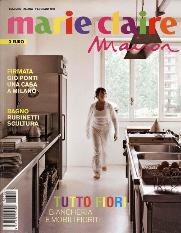 Mobili Bagno Marie Claire.Marie Claire Maison Febbraio 2007 Barbara Frua De Angeli