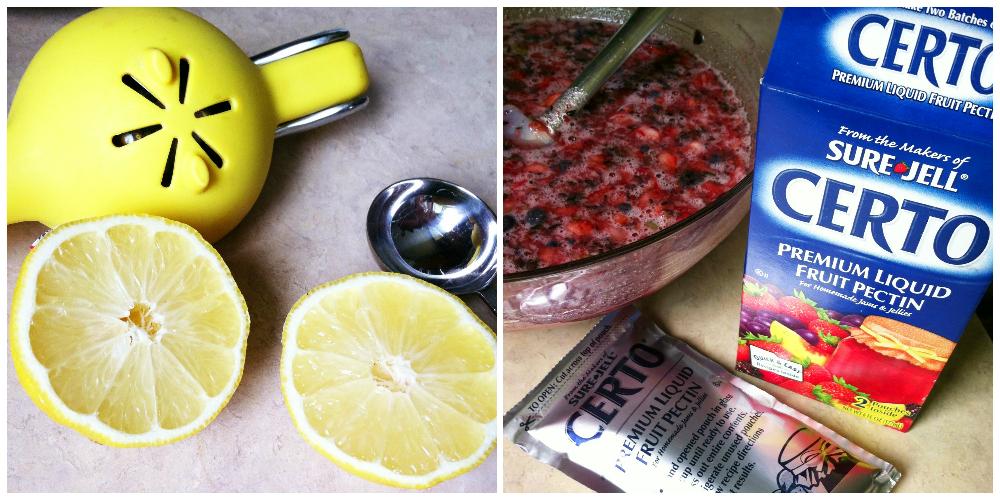 making freezer jam   hello, sweetie!