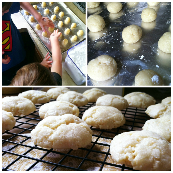 shaping and baking | hello, sweetie!