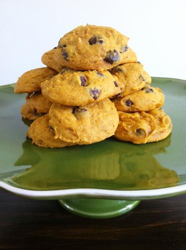 spiced pumpkin cookies   hello, sweetie