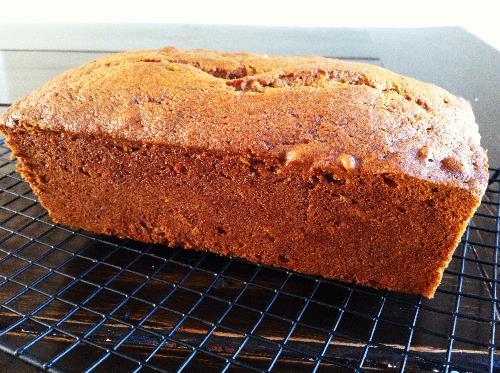 pumpkin pecan quick bread | hello, sweetie!