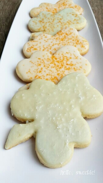 the perfect sugar cookie cutouts